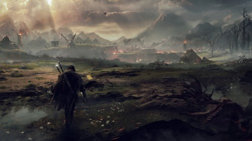 middle earth shadow of mordor the lord of the rings talion ranger 99661 1920x1080